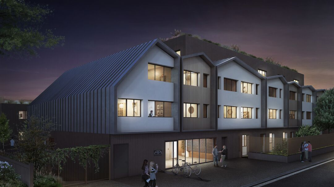 My student residence at Bezons