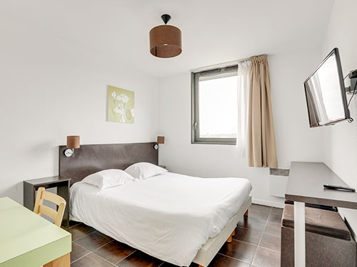 My student residence in Bordeaux-Lac