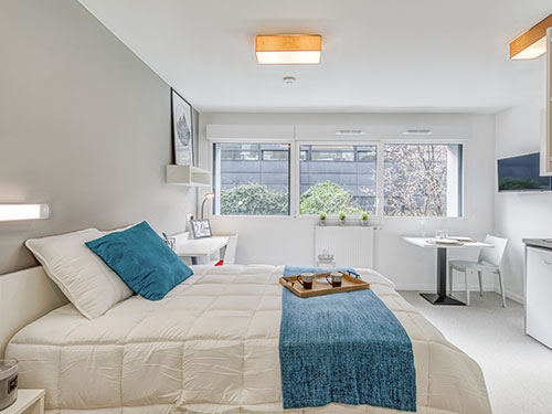 My student residence in Grenoble