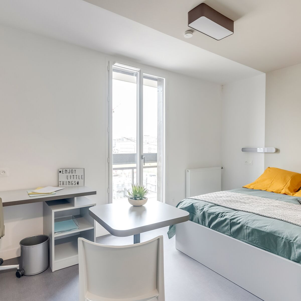 My student residence in Paris-Saclay